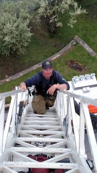 Assistant Fire Chief: Mike Wells