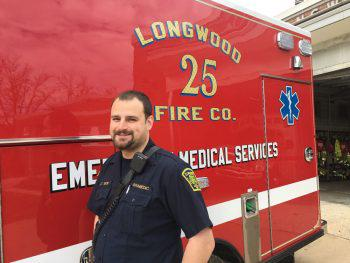 Matthew Eick, EMS Captain