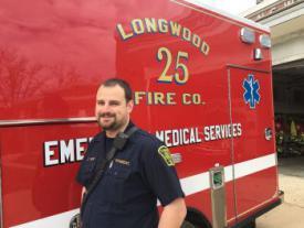 Matthew Eick, EMS Captain