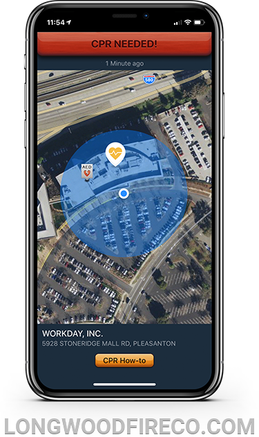 PulsePoint Notification, CPR is needed in your area